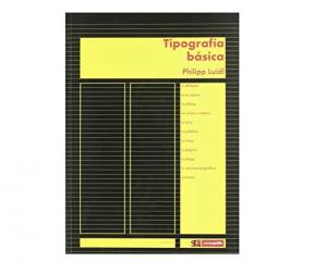 Libro de Tipografia Basica de Philipp Luidl